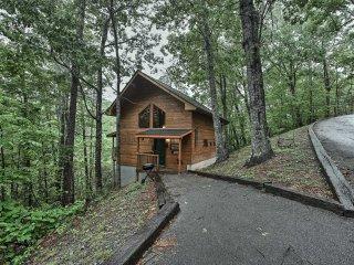 NEW! 1BR Gatlinburg Cabin w/Private Hot Tub & Deck - Gatlinburg vacation rentals