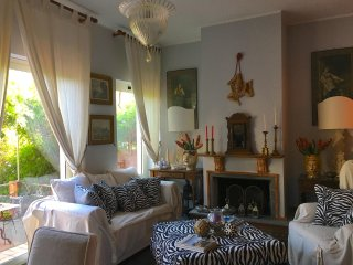 VILLA DORA With Private Terrace, Garden,Parking and Sea View - Taormina vacation rentals