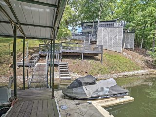 NEW! 4BR Pickwick House w/ Private Dock! - Counce vacation rentals