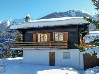 Comfortable 3 bedroom House in La Tzoumaz - La Tzoumaz vacation rentals