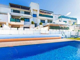 3 bedroom Condo with Internet Access in Rincon de la Victoria - Rincon de la Victoria vacation rentals