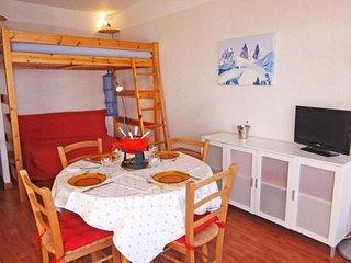 Beautiful Fontcouverte-la-Toussuire Studio rental with Television - Fontcouverte-la-Toussuire vacation rentals