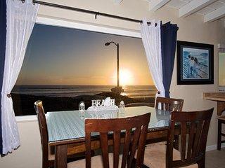 San Diego  Full Ocean View Zanzibar Jewel Condo One House from the Ocean!! - Pacific Beach vacation rentals
