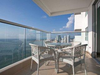 Moderno Apartamento Edificio Palmetto Beach Beautiful View - Cartagena vacation rentals