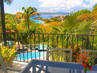Extraordinary Echo units sunset views and affordable rates await you! - Cruz Bay vacation rentals