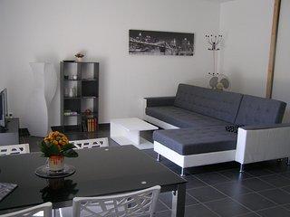 Maison neuve avec et jardin clos et place de parking privé - Tarascon-sur-Ariège vacation rentals