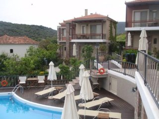 1 bedroom Apartment with Internet Access in Skala Neon Kydonion - Skala Neon Kydonion vacation rentals