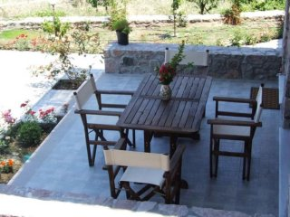 2 Bedroom Villa with Sea View D, Lesvos - Skala Neon Kydonion vacation rentals