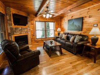 Evening Star - Family Friendly Cabin - Gatlinburg Falls Resort - Gatlinburg vacation rentals