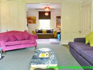 The Gallery - a super Georgian Grade 2 listed house - Gosport vacation rentals