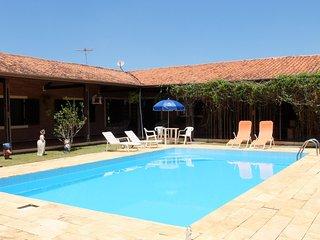 Chácara completa em Atibaia com piscina - Atibaia vacation rentals