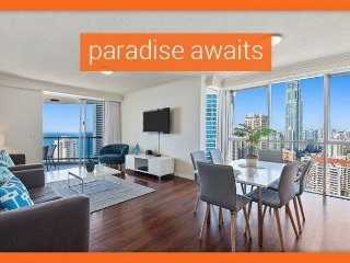 GCHR Chevron Renaissance Apt 1264 - Affordable Luxury in Surfers - Surfers Paradise vacation rentals