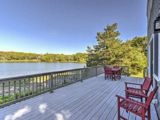 NEW! Waterfront 3BR Bourne House w/Central A/C - Bourne vacation rentals