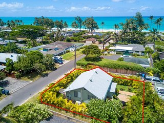 2 bedroom House with Wireless Internet in Waimanalo - Waimanalo vacation rentals