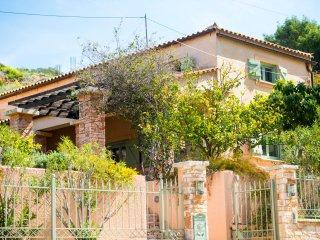 Pretty Greek villa with beach just 50 metres away - Sofiko vacation rentals