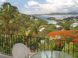 Gorgeous Gecko sunsets await you! Affordable rates minutes to town! Plus a pool! - Cruz Bay vacation rentals