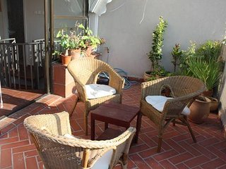 Beautiful rooftop flat in Tel Aviv, quiet residential area at the city centre - Tel Aviv vacation rentals