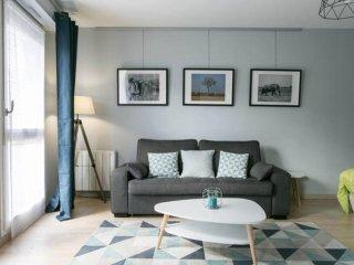 W019 - Comfortable studio in the city center - Annemasse vacation rentals