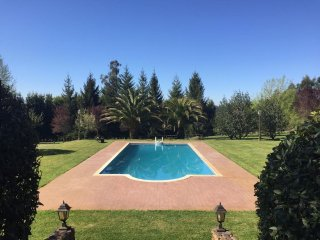 362 Villa with large garden and pool near Santiago - O Pino vacation rentals