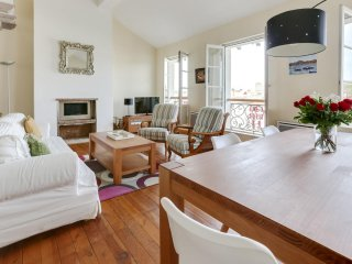 Bayonne - Charming duplex with terrace - Bayonne vacation rentals