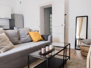 W040 - Comfortable and bright F2 - Nantes vacation rentals