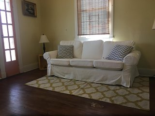 Two blocks from JazzFest - New Orleans vacation rentals