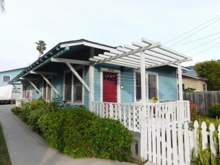Walk to the Beach from Dorrance Depot R&R! - Carpinteria vacation rentals