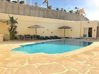 Spacious 5 Bedrooms Hill Villa Beachfront Sleeps 10 People - El Gouna vacation rentals