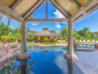 Nihilani 4 Bedroom Condo with Pool - Princeville vacation rentals