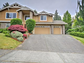 NEW! 4BR Kirkland House-Minutes to Lake Washington - Kirkland vacation rentals