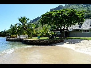 Nice 3 bedroom Moorea Villa with Internet Access - Moorea vacation rentals