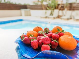 Tranquility 4 bedroom villa - Protaras vacation rentals