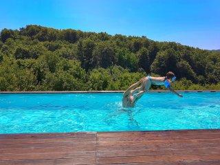 Villa Enchanting hill / Heated Pool - Special offer 9.-16.7. - Varazdin vacation rentals