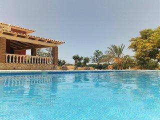 Casa Roja - Modern Villa with pool in stunning Spanish countryside near Lorca - Lorca vacation rentals