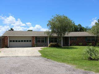 Three-Bedroom Two Bath Lake View House at Gator's Nest - Oviedo vacation rentals