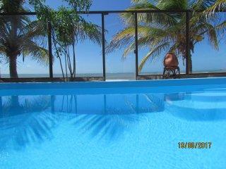 casa vip, bord de mer sur la plage,4 chambres - Piacabucu vacation rentals