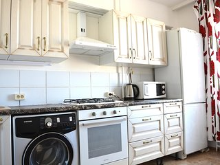 Bright 3 bedroom Apartment in Moscow with Deck - Moscow vacation rentals