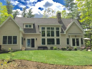 Raymond Retreat Brand New Luxury Lake House on Panther Pond - South Casco vacation rentals