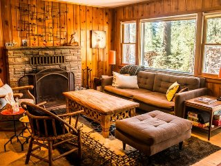Midcentury Charm in the Woods - Kings Beach vacation rentals