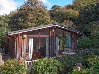 THE HIDE, Scandinavian timber lodge, timber deck, Dog friendly, Slapton 2 - Slapton vacation rentals