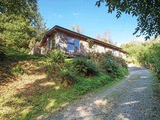 TREETOPS LODGE, Scandinavian timber lodge, hot tub, timber balcony, WiFi - Slapton vacation rentals
