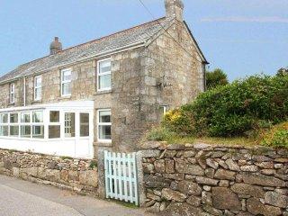 APRIL COTTAGE stone cottage, traditional range, oil burner, large kitchen - Saint Breward vacation rentals