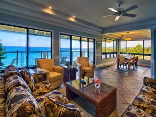 Poipu Shores - 3BR Penthouse Oceanfront #406A - Poipu vacation rentals