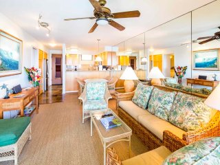 Poipu Shores - 2BR Deluxe Oceanfront  #203A - Poipu vacation rentals