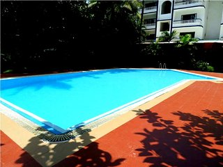 Studio 19 Holiday North Goa w/terrace /Pool/Free Wi-Fi Wireless - Goa Velha vacation rentals