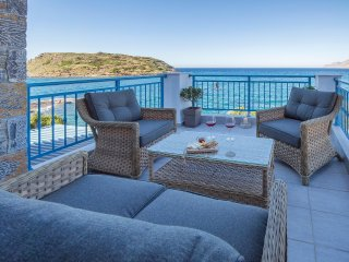 Seafront house Moments, only 5 meters from the Beach. - Sitia vacation rentals