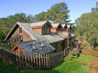 TREGARTHA wooden built house at Flushing beach. Sea views. Lovely garden. Walk - Gillan vacation rentals