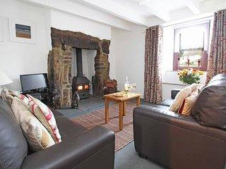 COLLEENS COTTAGE, modern cottage, inglenook fire with wood burner, garden, bbq - St Just vacation rentals