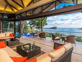 Vista Hermosa Estate-Manuel Antonio's Newest, Private beach trail, Private CHEF - Manuel Antonio vacation rentals