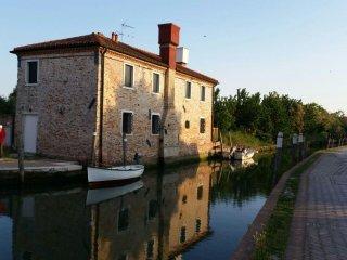Venezia, casa con parco nell'isola di Torcello - Venice vacation rentals